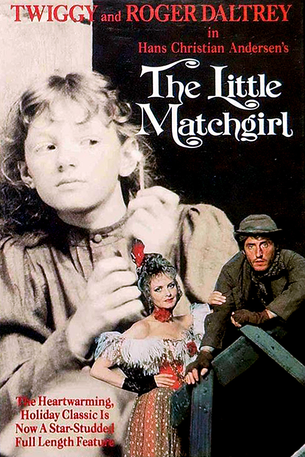 """Poster for the movie """"The Little Matchgirl"""""""