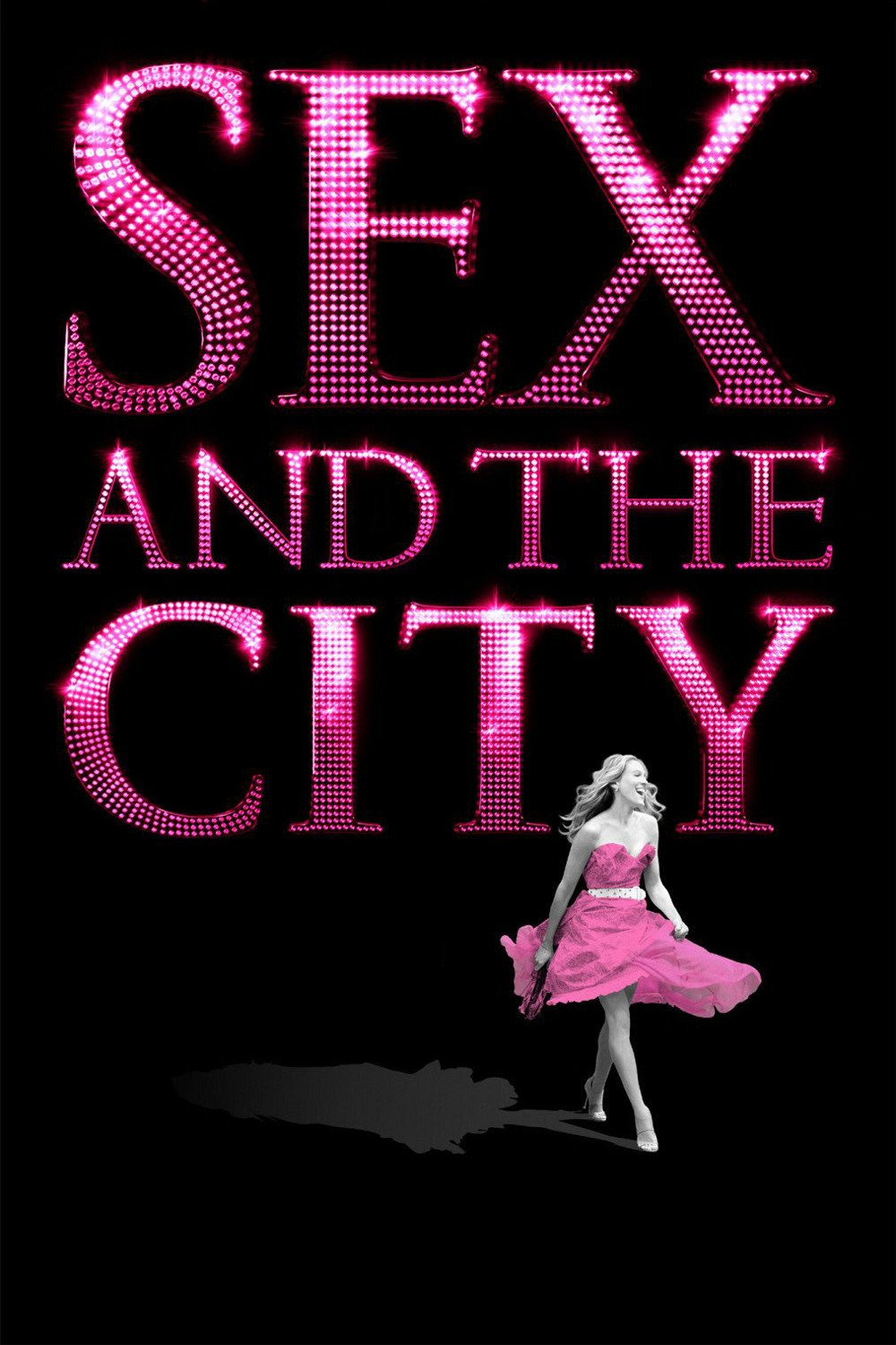 """Poster for the movie """"Sex and the City"""""""