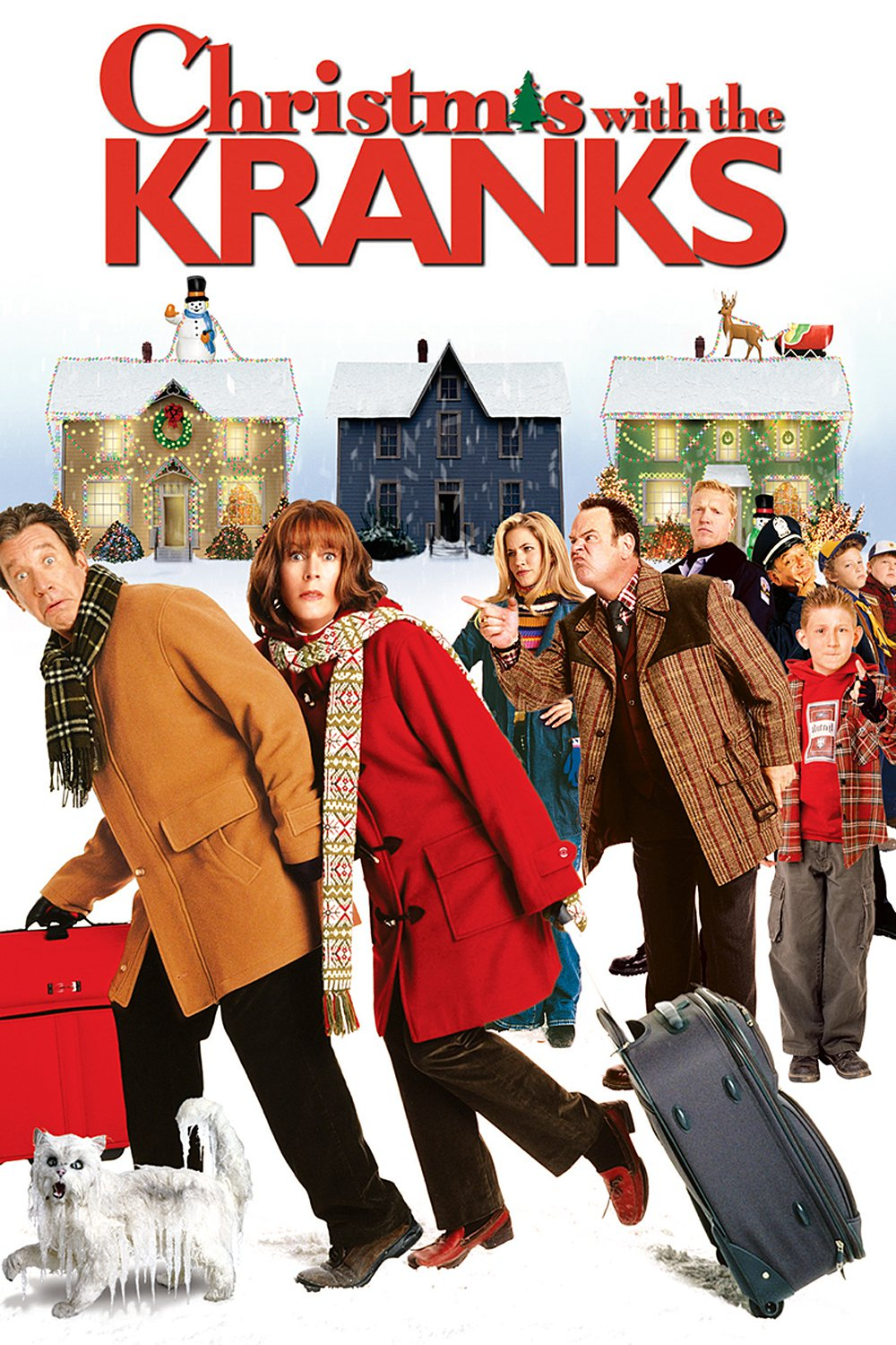 """Poster for the movie """"Christmas with the Kranks"""""""