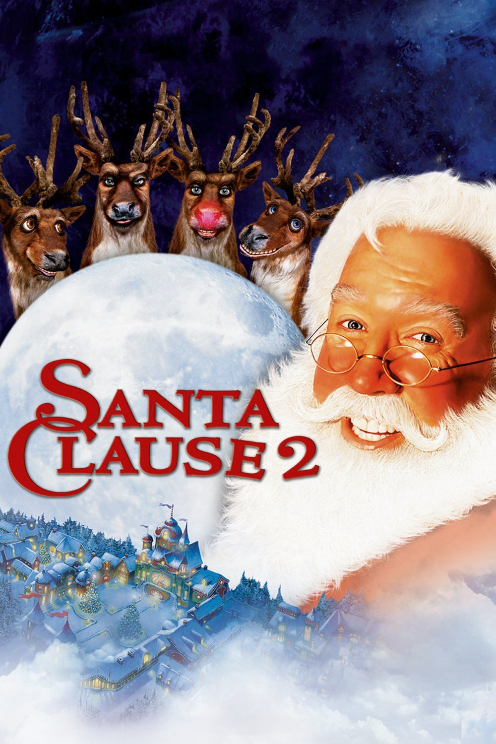 """Poster for the movie """"The Santa Clause 2"""""""
