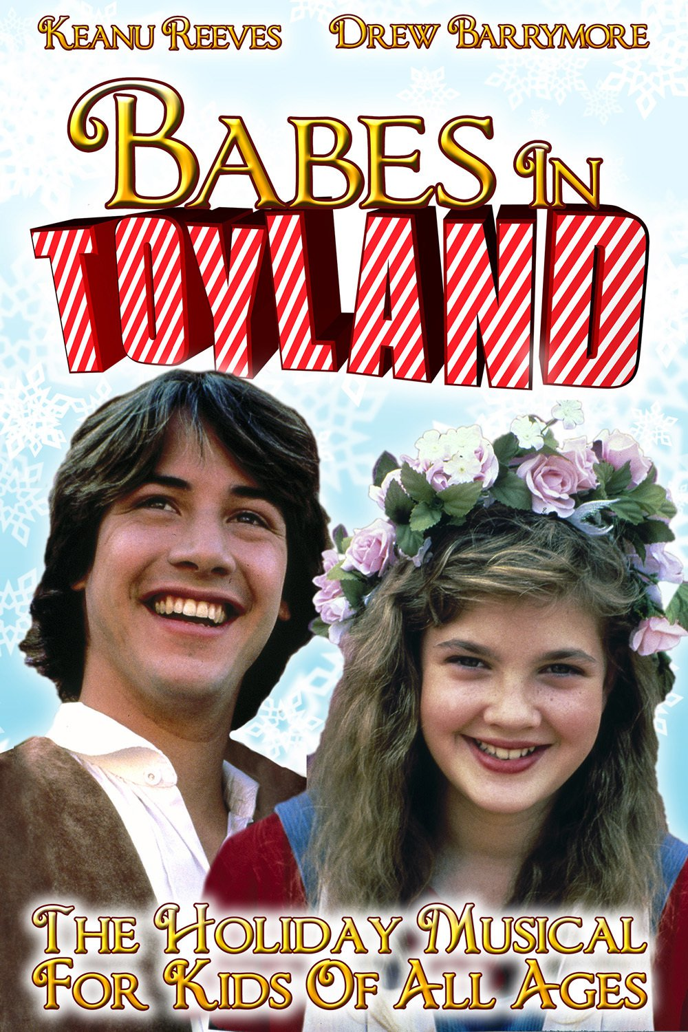 """Poster for the movie """"Babes In Toyland"""""""