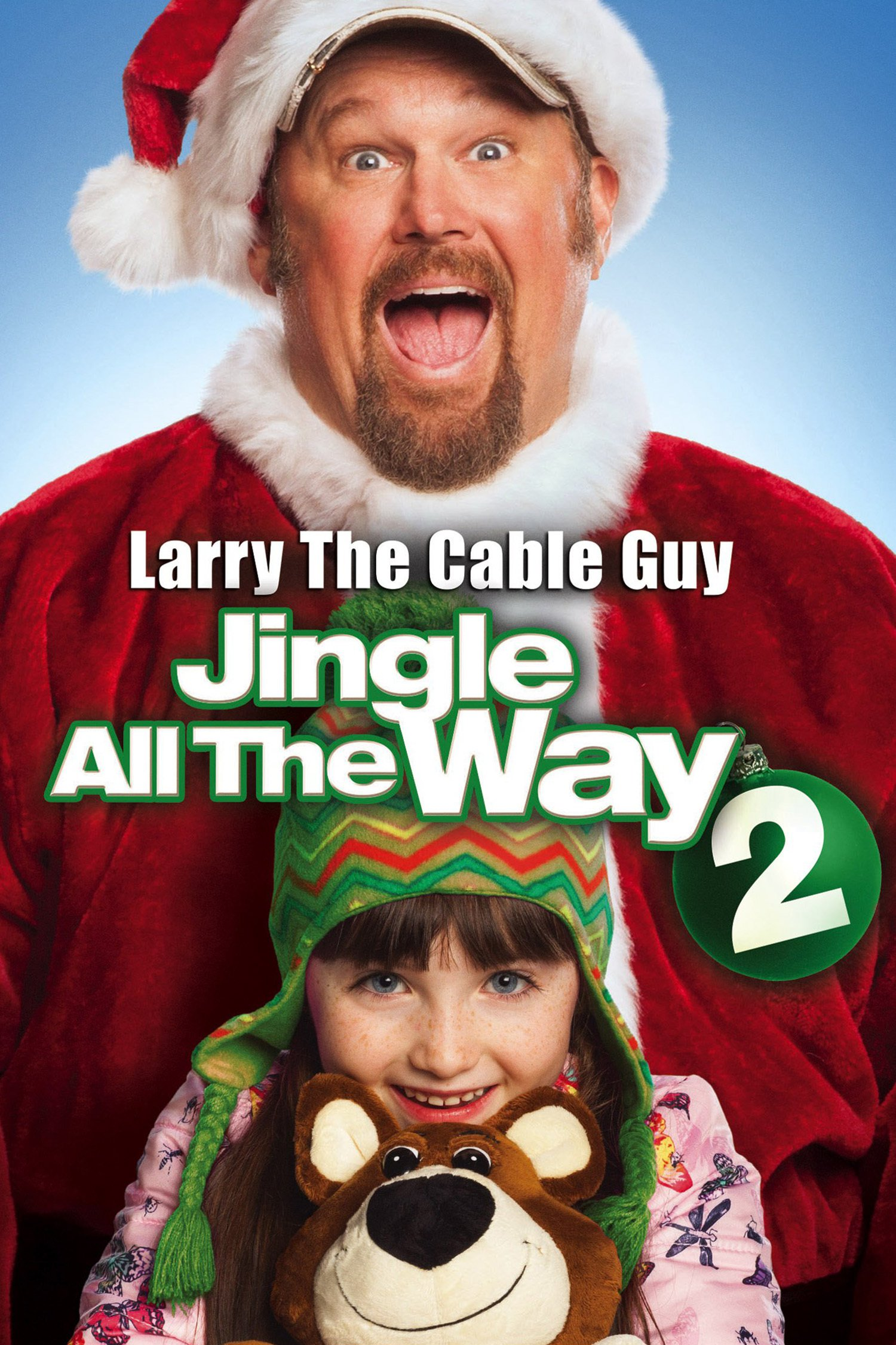 """Poster for the movie """"Jingle All the Way 2"""""""