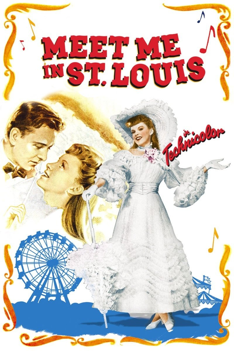 """Poster for the movie """"Meet Me in St. Louis"""""""