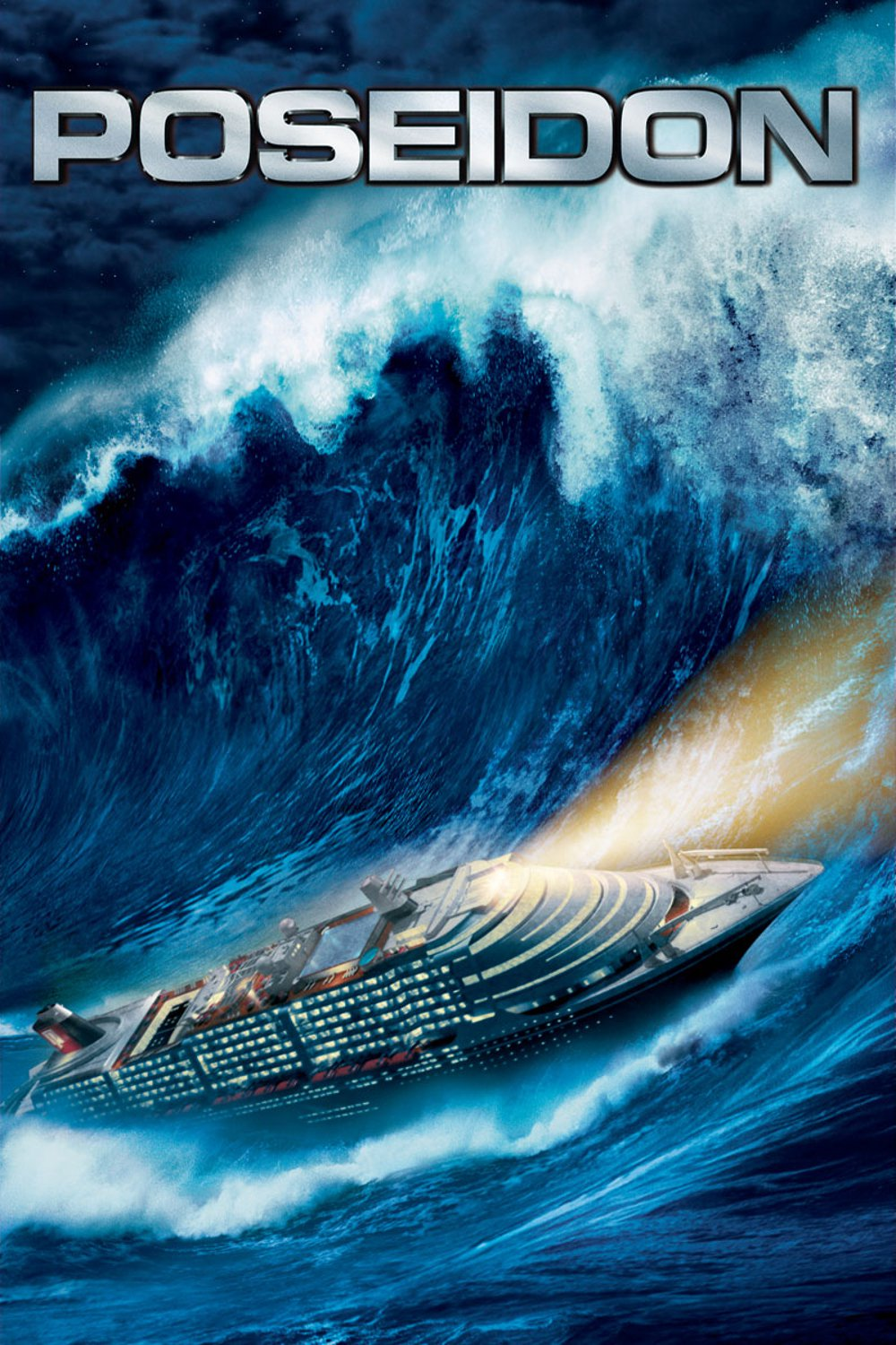 """Poster for the movie """"Poseidon"""""""