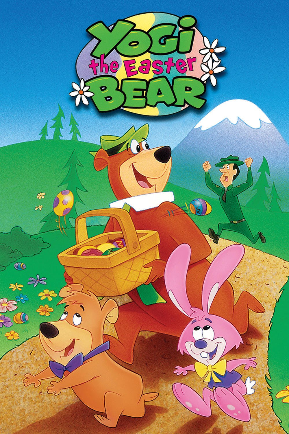 "Poster for the movie ""Yogi the Easter Bear"""