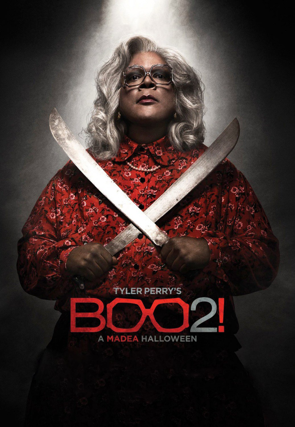 "Poster for the movie ""Boo 2! A Madea Halloween"""