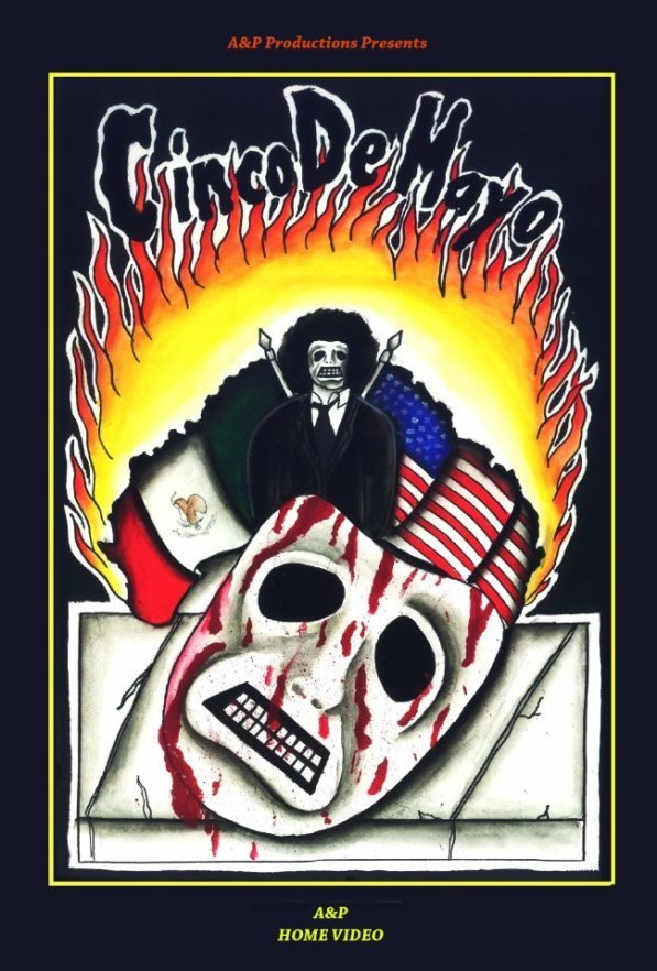 """Poster for the movie """"Cinco De Mayo"""""""