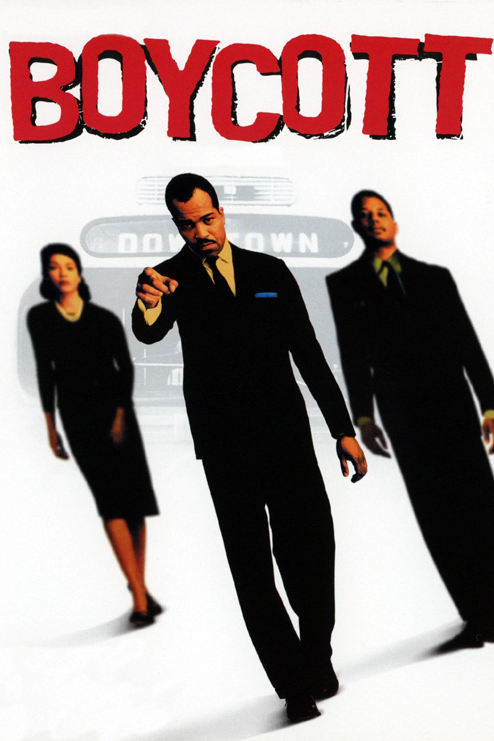 "Poster for the movie ""Boycott"""