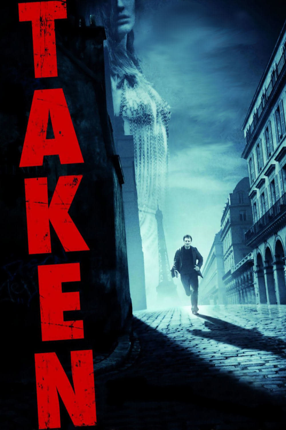 """Poster for the movie """"Taken"""""""