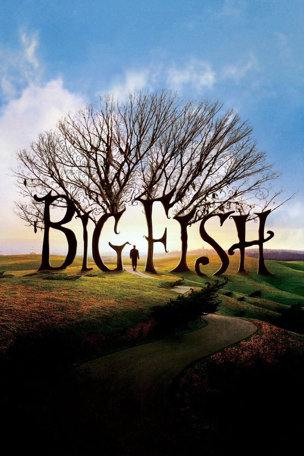 """Poster for the movie """"Big Fish"""""""