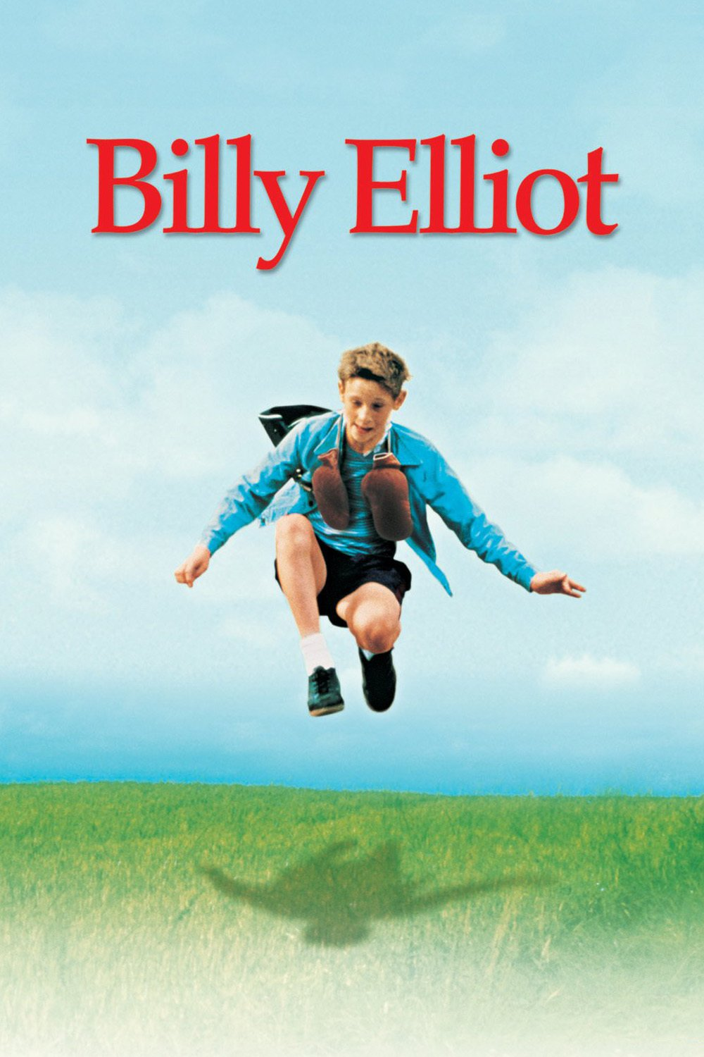 """Poster for the movie """"Billy Elliot"""""""