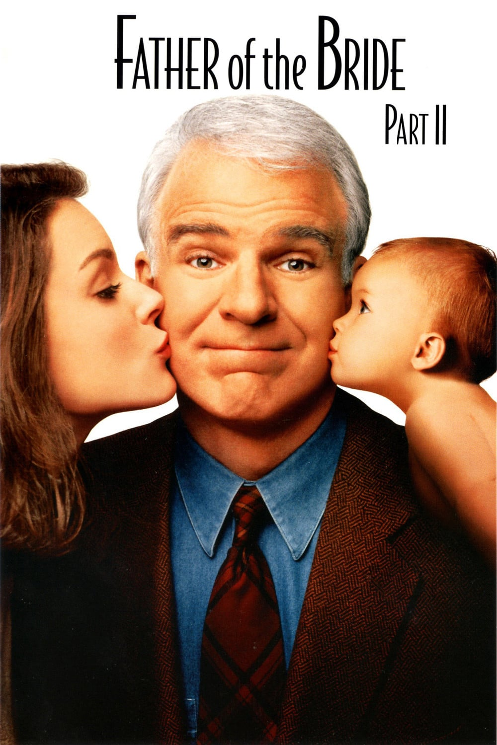 """Poster for the movie """"Father of the Bride Part II"""""""