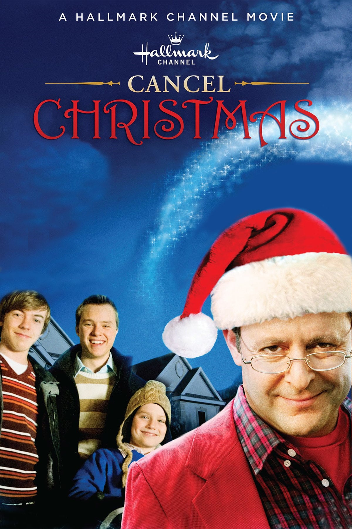 "Poster for the movie ""Cancel Christmas"""