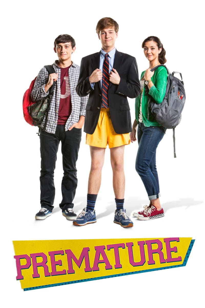 "Poster for the movie ""Premature"""