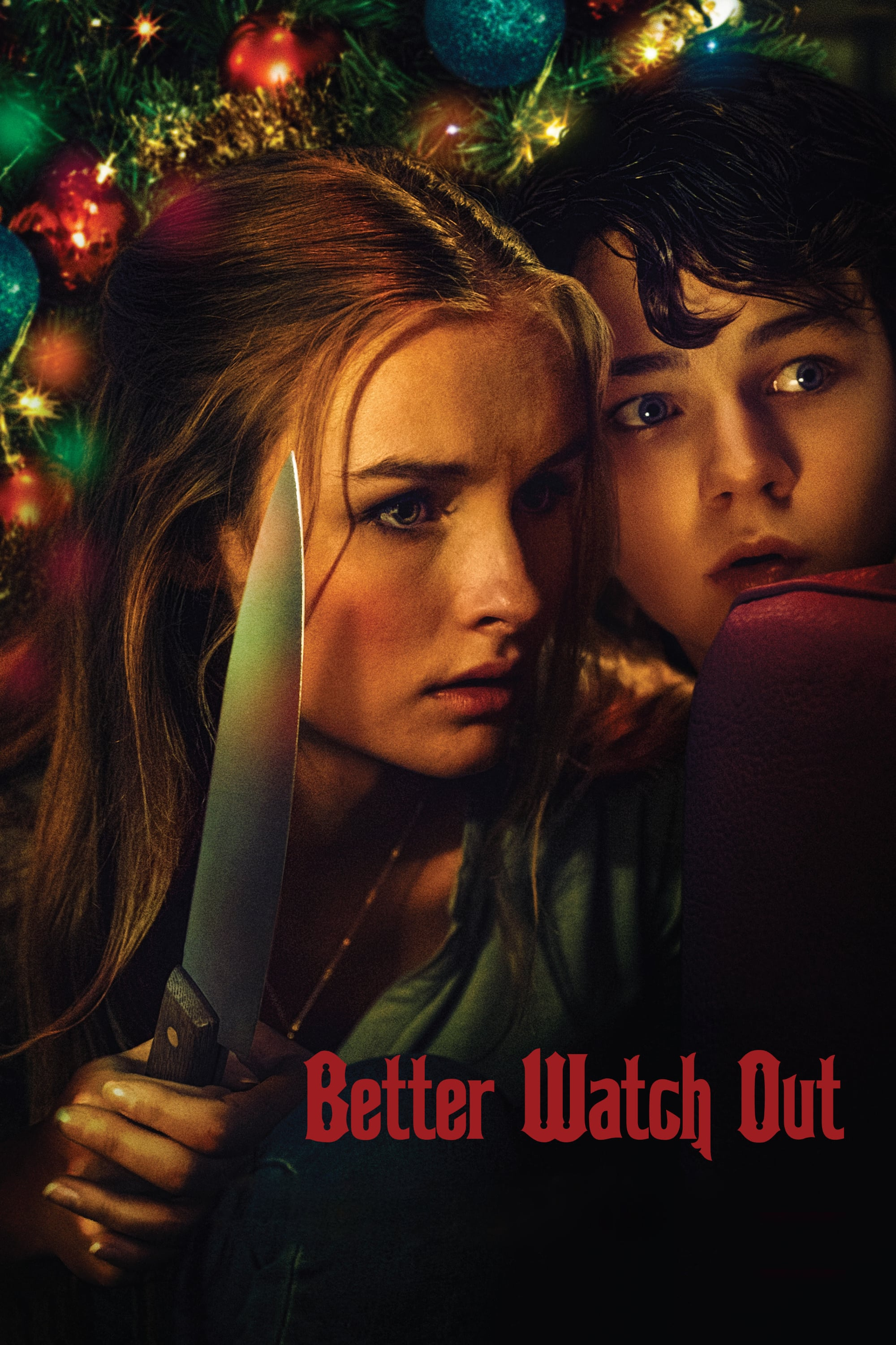 "Poster for the movie ""Better Watch Out"""