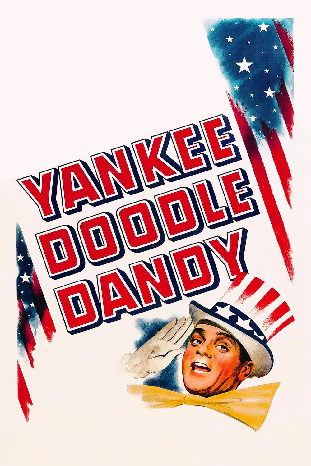 "Poster for the movie ""Yankee Doodle Dandy"""