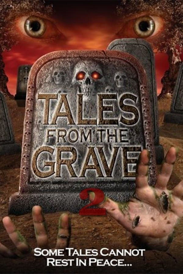 """Poster for the movie """"Tales from the Grave, Volume 2: Happy Holidays"""""""