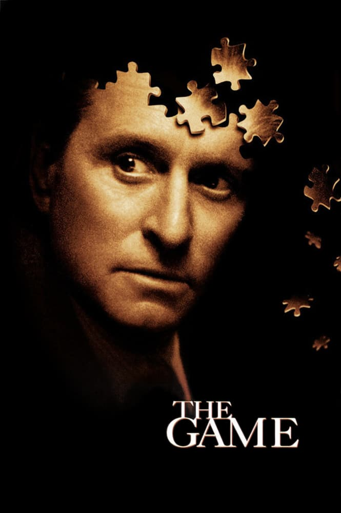 """Poster for the movie """"The Game"""""""