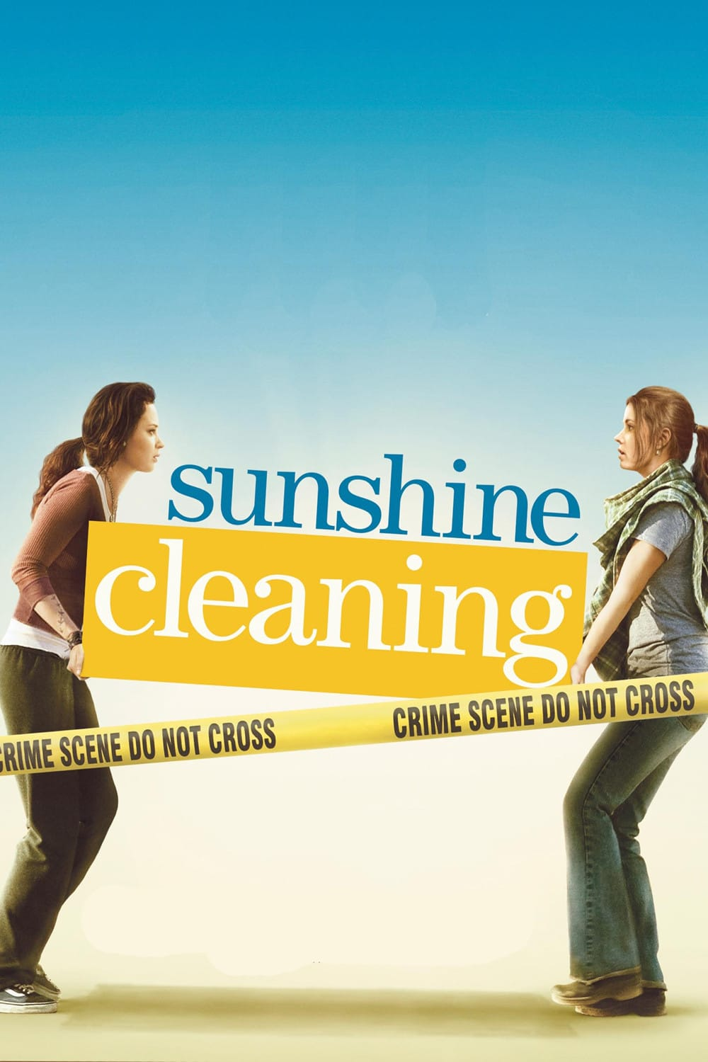 """Poster for the movie """"Sunshine Cleaning"""""""