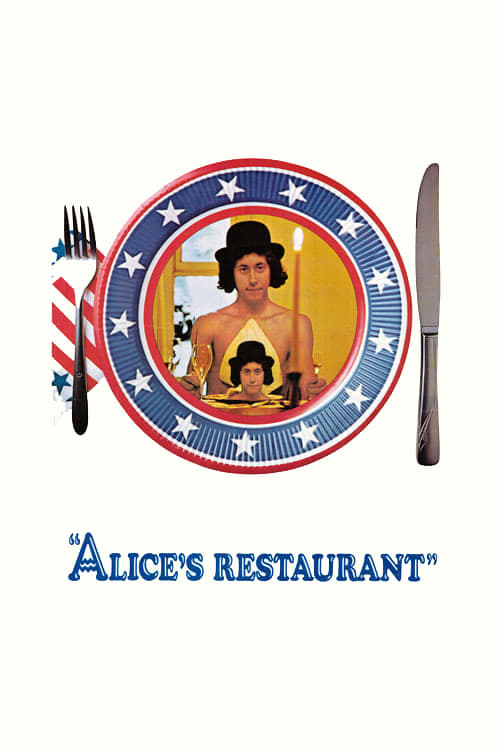 """Poster for the movie """"Alice's Restaurant"""""""