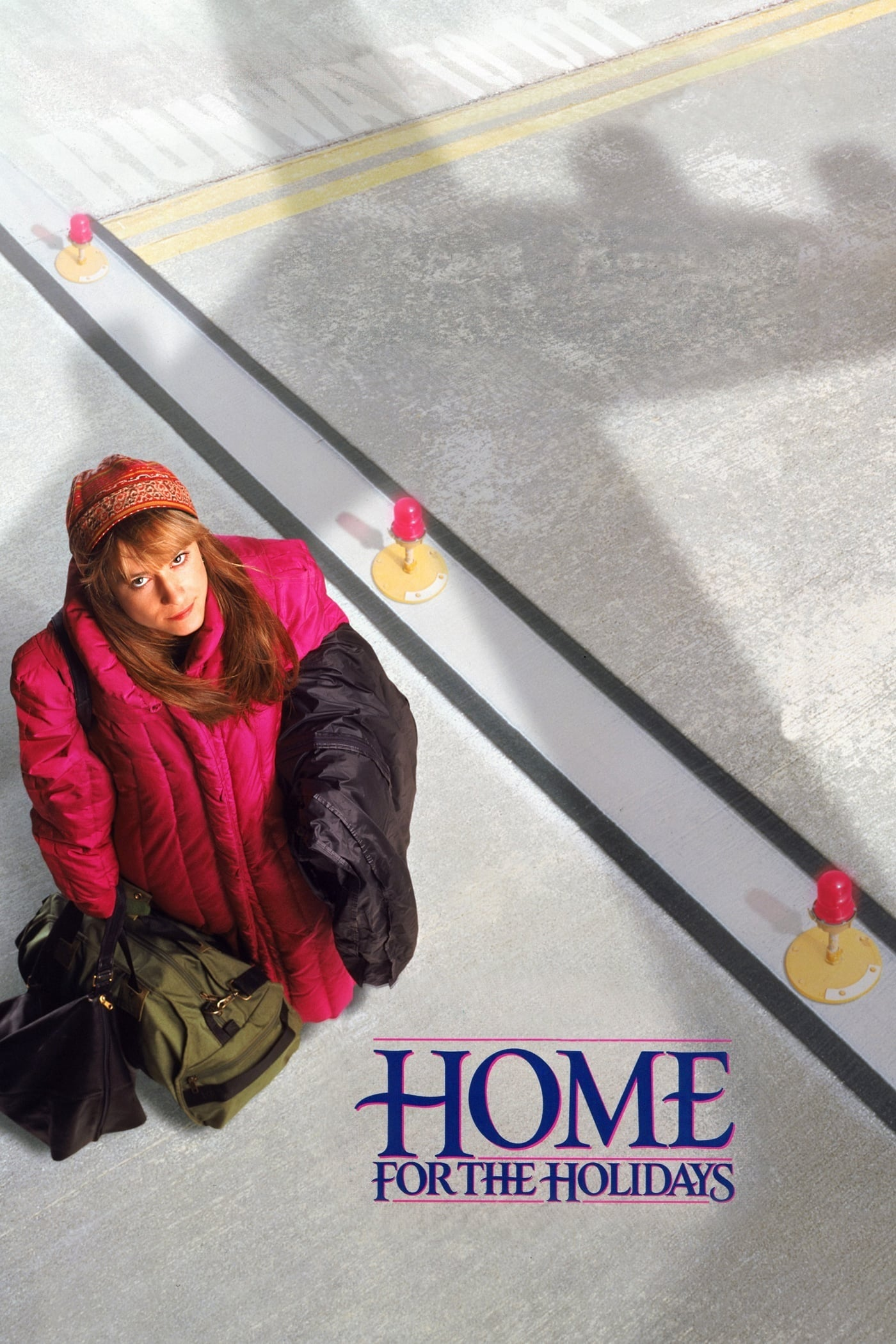 """Poster for the movie """"Home for the Holidays"""""""