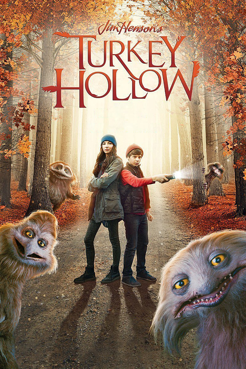 "Poster for the movie ""Jim Henson's Turkey Hollow"""