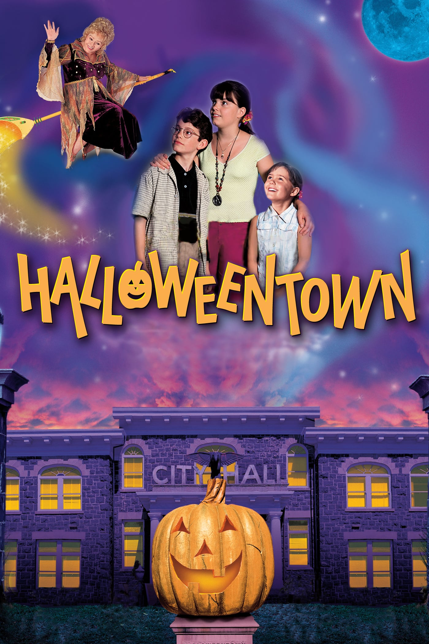"Poster for the movie ""Halloweentown"""