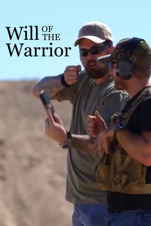 """Poster for the movie """"Will of the Warrior"""""""