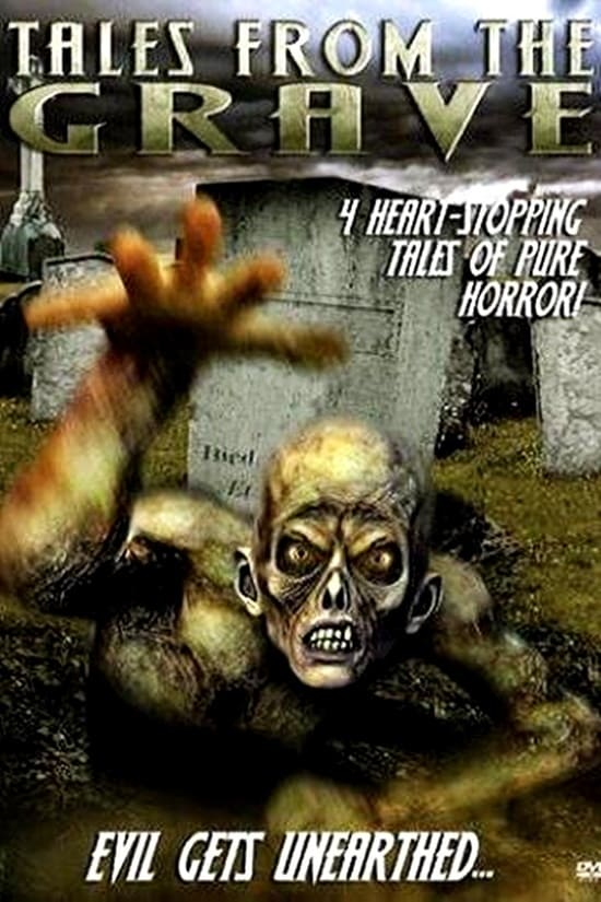 """Poster for the movie """"Tales from the Grave"""""""