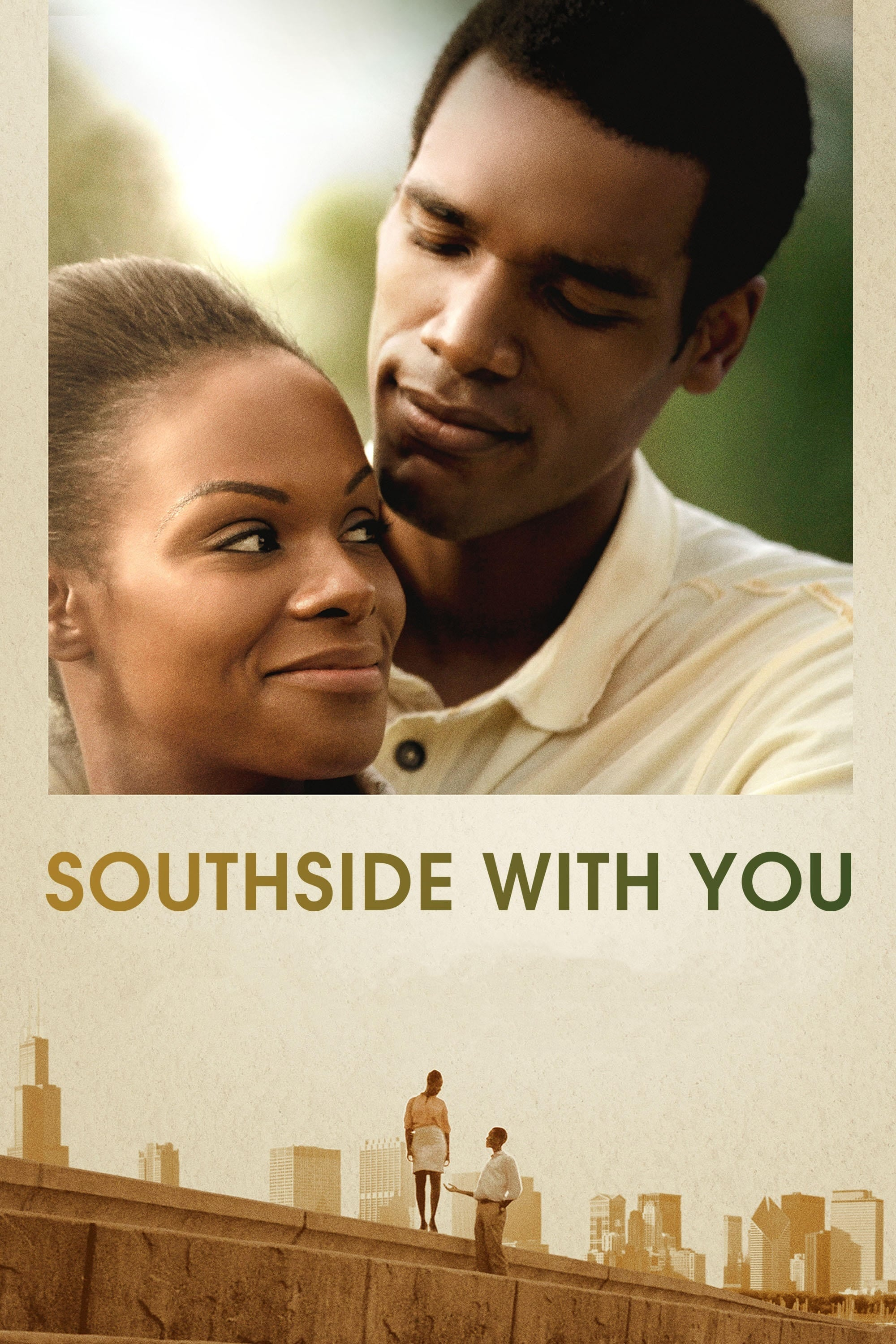 "Poster for the movie ""Southside with You"""