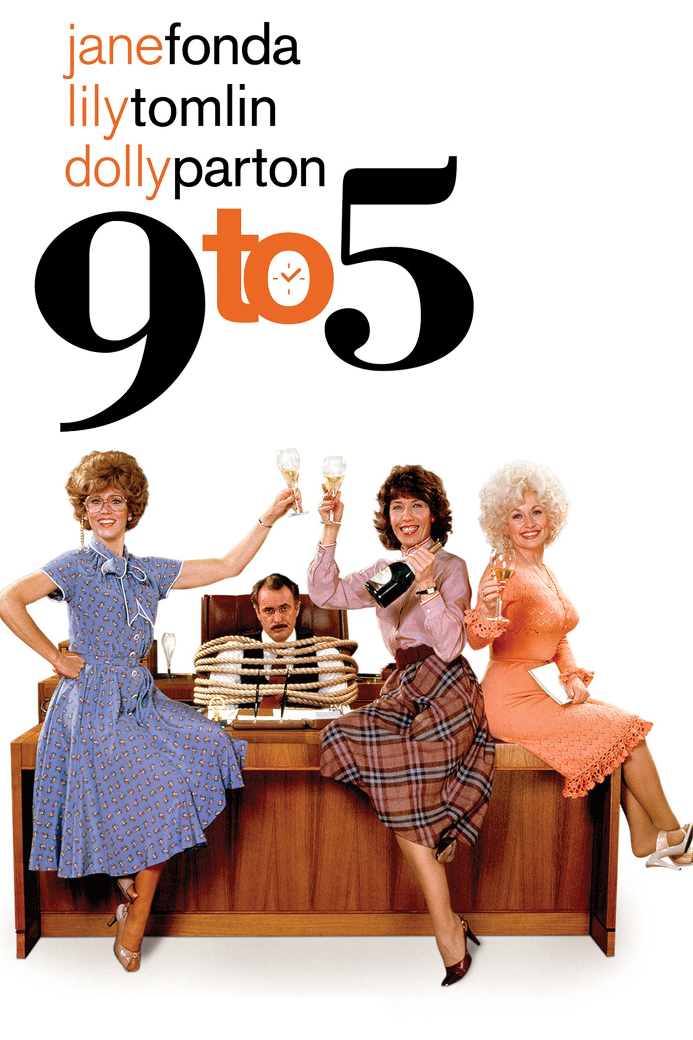 """Poster for the movie """"Nine to Five"""""""