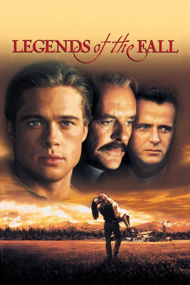 "Poster for the movie ""Legends of the Fall"""