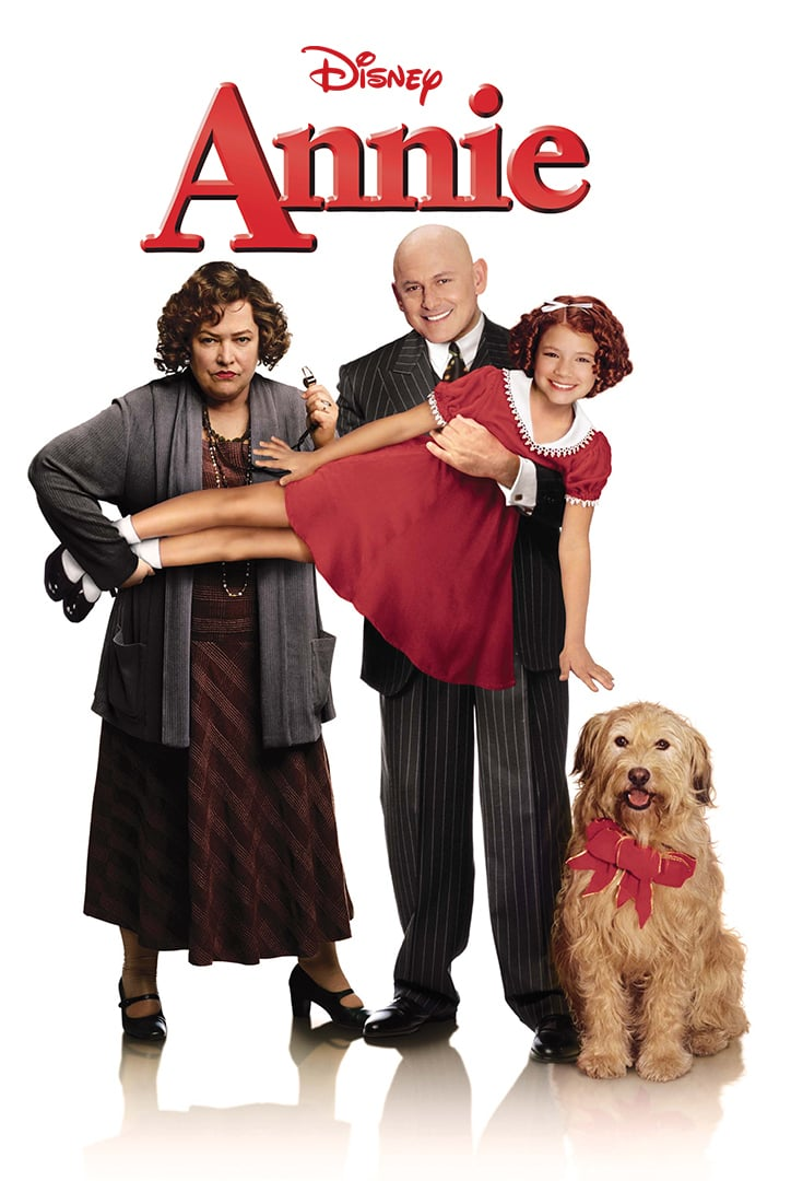 """Poster for the movie """"Annie"""""""