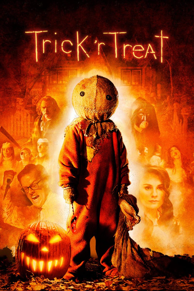 """Poster for the movie """"Trick 'r Treat"""""""