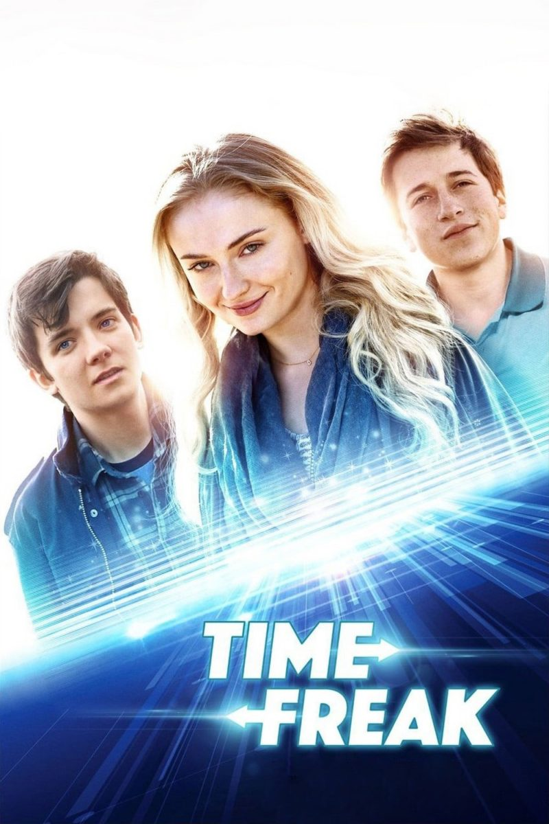 """Poster for the movie """"Time Freak"""""""